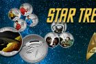 Royal Canadian Mint Launches Star Trek 50th Anniversary Coin Collection