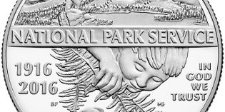 United States 2016 National Park Service Centennial Commemorative Half Dollar