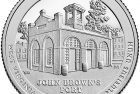 Modern US Coins – 2016 America the Beautiful Harpers Ferry National Historical Park Quarter