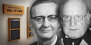 Johnson, Mitchell Inducted into ANA Numismatic Hall of Fame