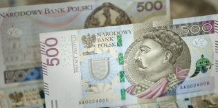 Polish National Bank to Introduce New 500-Zloty Banknote Feb. 2017