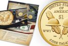 U.S. Mint 2016 American $1 Coin and Currency Set Avail. June 16