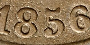 Counterfeit Coin Detection – Altered Date 1856 Flying Eagle Cent