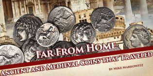 Far From Home:  Ancient and Medieval Coins that Traveled