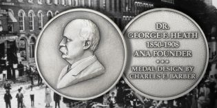 108 Years Ago Today: ANA Co-Founder Dr. George F. Heath Passed Away