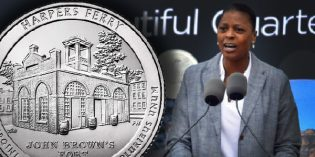 U.S. Mint Launches Harpers Ferry National Historical Park Quarter