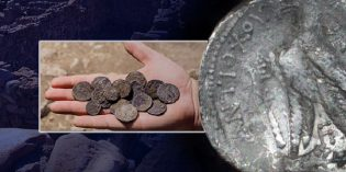 Israeli Coin Hoard May Be Ancient Coin Collection