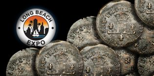 Million Dollar New World Hoard Coming to Long Beach Expo
