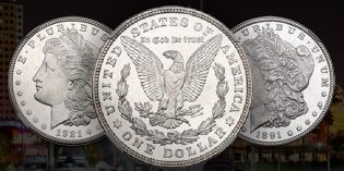 Classic US Coins – Long Beach Auctions Boast Silver Dollar Rarities