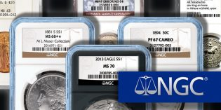 Grading & Certification – NGC Grades 35 Millionth Coin