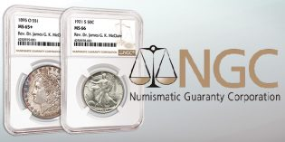 Classic US Coins – NGC Certified McClure Collection Tops Estimates