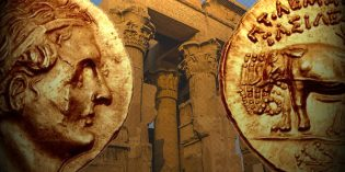 Ancient Coin Profile – Pompeia's Pick: Elephants for Egypt – Ptolemy I Gold Stater