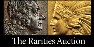 Stack's Bowers: Results of May 2016 Rarities Night Coin Auction