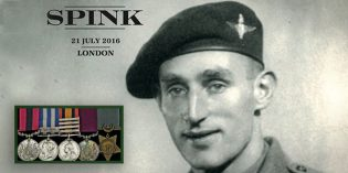 Spink: SAS Heroes Medals To Go under the Hammer in London