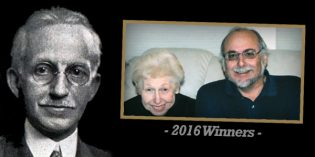 Mark, Myrna Lighterman Awarded ANA 2016 Farran Zerbe Award