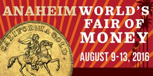 Mix and Mingle at the Anaheim World's Fair of Money