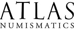 Atlas Numismatics logo