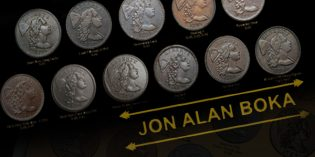 Heritage Auctions to Present Jon Alan Boka 1794 Cent Collection at Long Beach