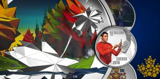 Royal Canadian Mint's New Collector Coins Reflect Innovation, National Pride