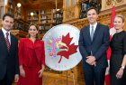 Royal Canadian Mint Produces Commemorative Silver Medallion Celebrating Canada, Mexico's Ties