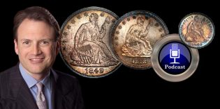 CoinWeek Podcast #38: Heritage Auctions Greg Rohan on Gardner and the Rare Coin Market