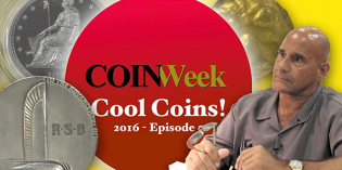 Cool Coins! 2016 Episode 5 – 4K Video