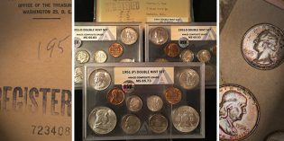 ANACS, OSV Announce Joint Verification, Certification of Double Mint Sets