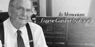 A Most Distinguished Gentleman: In Memoriam – Gene Gardner