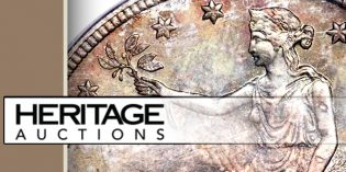 Heritage Auctions – Seldom Seen Selections: Premium Gem 1878-S Trade Dollar