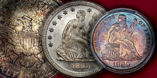 Gene Gardner Coins Re-Appear in Summer FUN Auction