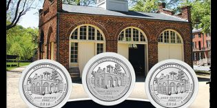 America the Beautiful Quarters – Harpers Ferry 3-Coin Set Avail. July 11