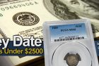Classic U.S. Coins – Key Date Coins for Less Than $2,500, Pt. 2: Half Dimes