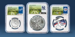 NGC: Officially Licensed MLB™ Holder, Club Labels Available Limited Time Only