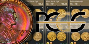 PCGS at Upcoming ANA World's Fair of Money: Giveaways, Beautiful Coin Displays