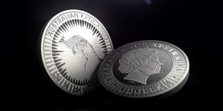 Perth Mint's Silver Kangaroo Bullion Coin Sales Top 10 Million Oz