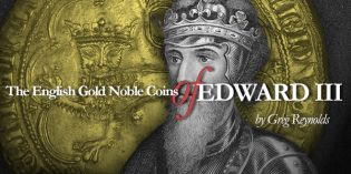 English Gold Noble Coins of King Edward III (1327-77)