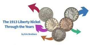 Classic US Coins: The 1913 Liberty Nickel Through the Years
