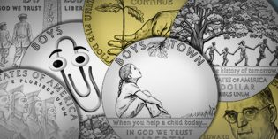 U.S. Mint Unveils Designs for Boys Town Centennial Commemorative Coin