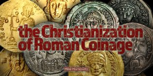 CoinWeek Ancient Coin Series: The Christianization of Roman Coinage