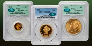 Eliasberg Gold Shines Brightly at Stack's Bowers 2016 ANA U.S. Coins Auction