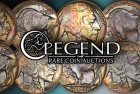 Legend Regency Auction XIX: A Fabulous PCGS Buffalo Nickel Collection