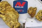 Massive 145-Ounce Gold Nugget Found with Minelab GPZ 7000 Metal Detector