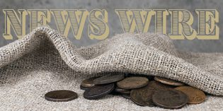 CoinWeek News Wire for August 19, 2016
