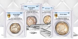 PCGS Offers Crossover Special at September Long Beach Expo