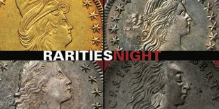 Stack's Bowers Galleries presents RARITIES NIGHT at ANA World's Fair of Money