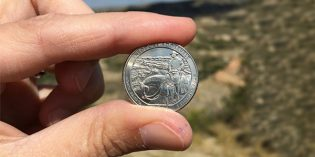 U.S. Mint Launches America the Beautiful Quarters Program Coin Honoring Theodore Roosevelt National Park