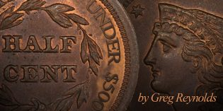 Classic U.S. Coins for Less Than $500 Each, Pt. 22: Braided Hair Half Cents