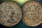 Stack's Bowers: Condition Census 1798 S-166 Draped Bust Cent to Be Featured in Baltimore Rarities Night Auction