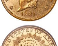 Heritage Auctions – Seldom Seen Selections: Near-Mint 1881 Double Eagle