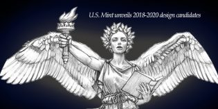 U.S. Mint Reveals American Platinum Eagle Proof Coin Design Candidates